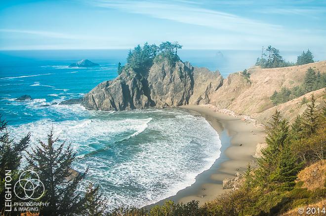 Devil's Backbone, Oregon Coast