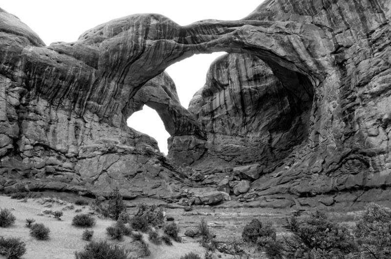 Double Arch, Moab Desert, Utah – Ancient America