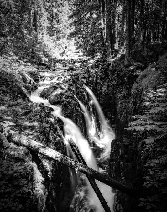 Sol Duc Falls – Ancient America